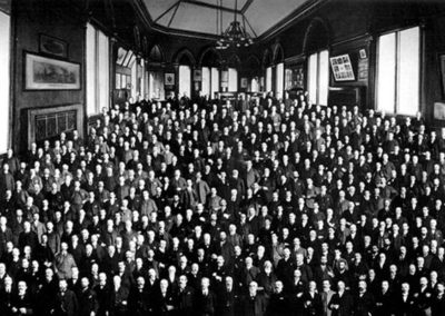 Coal Exchange members
